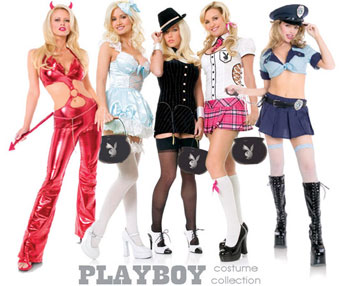 playboy costumes at scareproscom - Halloween Costumes Playboy