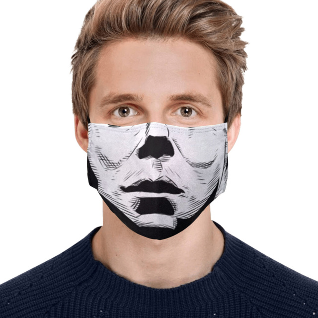 Michael Myers Face Mask (Style 1)