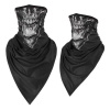 Skull Bandana Mask with Earloops - Reaper